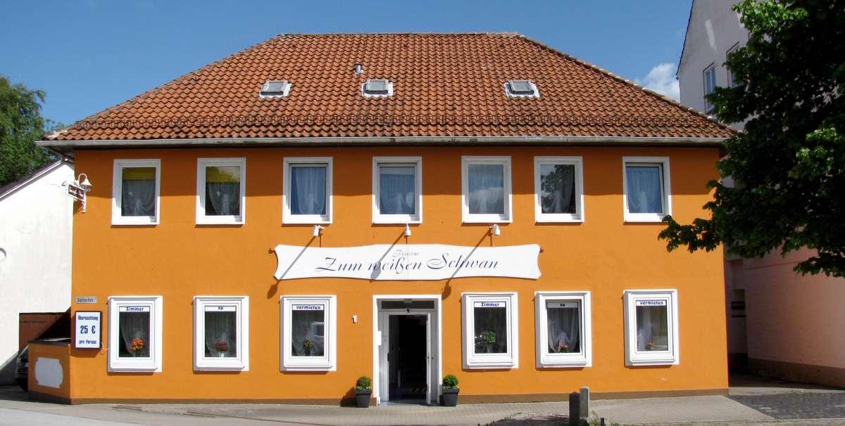 Pension zum weissen Schwan in Schleswig